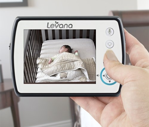 Levana Ayden Advanced Digital Video Baby Monitor