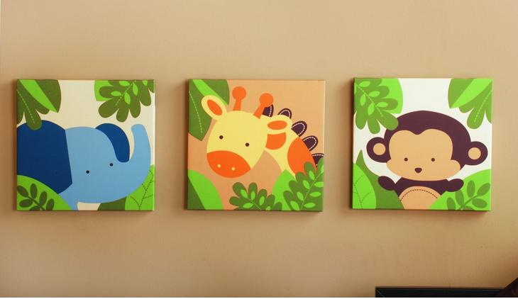 Jungle Themed Baby Stuff ~ OhMyGooGooGaga