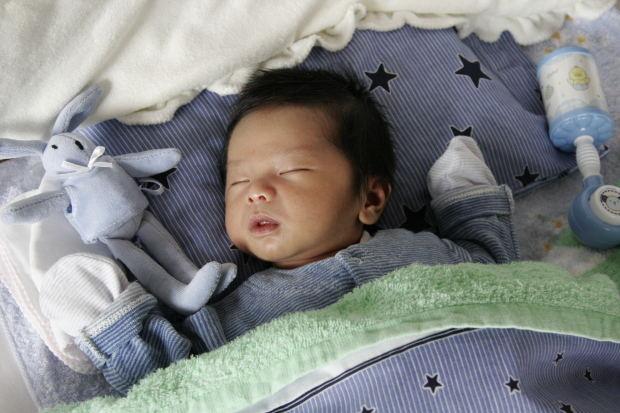Newborn Baby Sleeping Tips