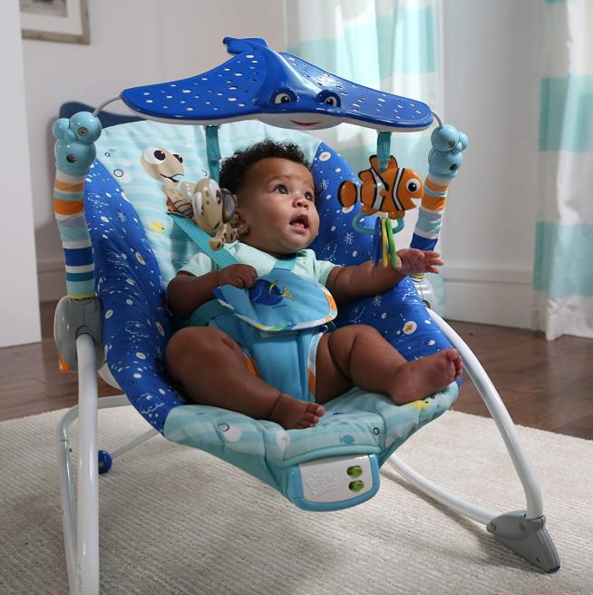 22 Adorable Finding Nemo Baby Stuff
