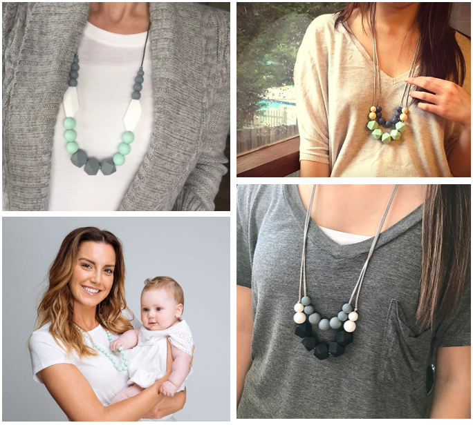 Top 5 Best Teething Necklaces For Moms