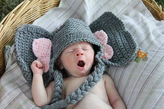 wa8a4e009 baby elephant hat and diaper cover set - wattaonthego.com   380x570