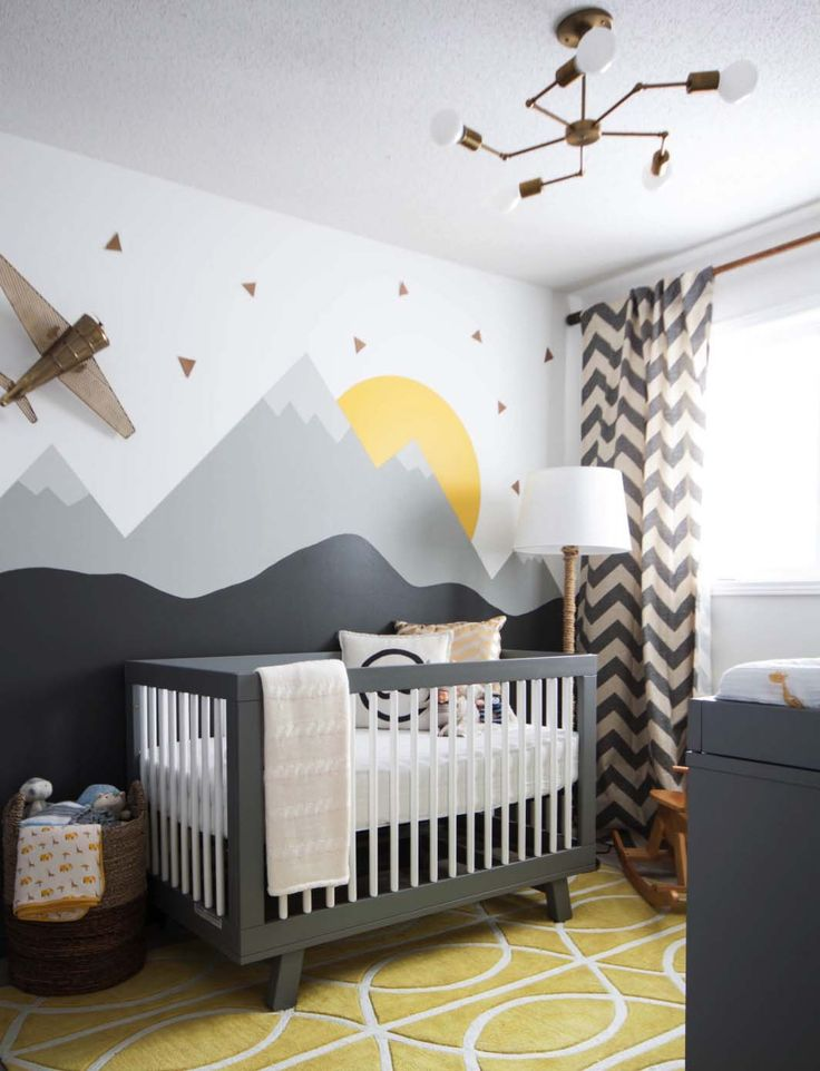 48 Awesome Baby Nursery Decor Ideas Themes Artwork Unique Decorating Ideas For Baby Room