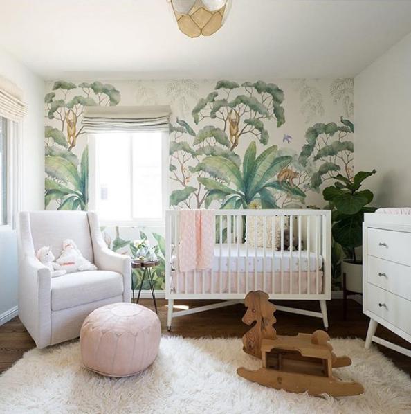 Beautifully Unique Nursery Themes