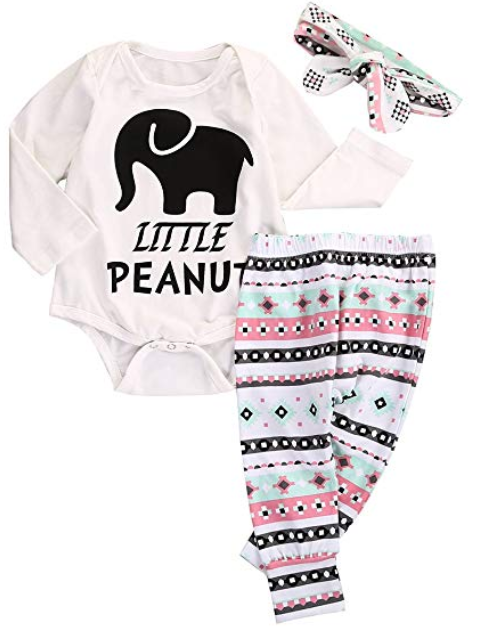 6e5e7d4cf7f 24 Super Cute Elephant Baby Stuff - Oh My Googoogaga