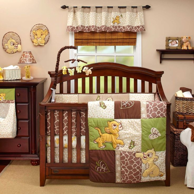 15 Amazing Lion King Nursery Ideas Oh
