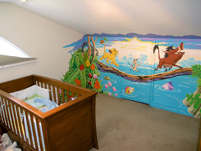 15 Amazing Lion King Nursery Ideas