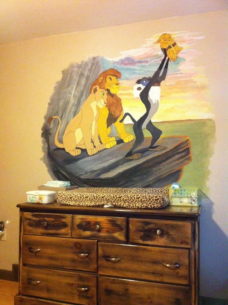 15 Amazing Lion King Nursery Ideas – Oh My GooGooGaGa