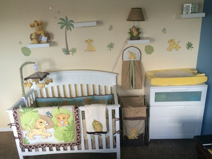 15 Amazing Lion King Nursery Ideas Oh My Googoogaga