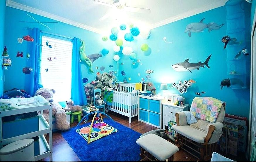 20 Unique Ocean Theme Baby Nursery Ideas