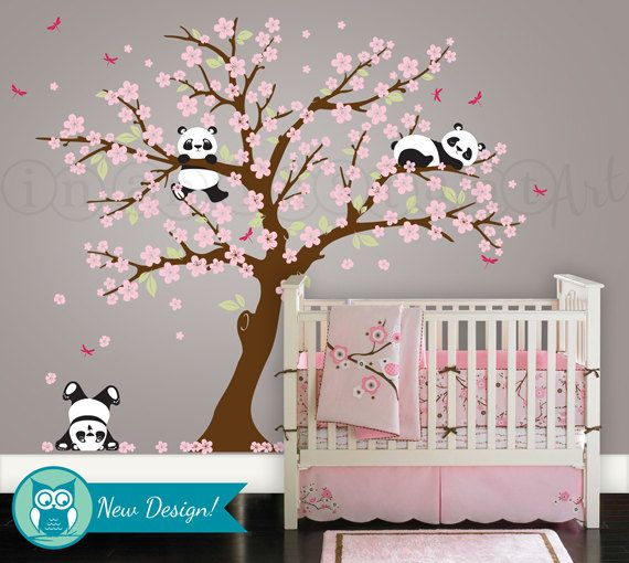 20 Baby Nursery Decal Stickers Wall Decor Ideas Oh My