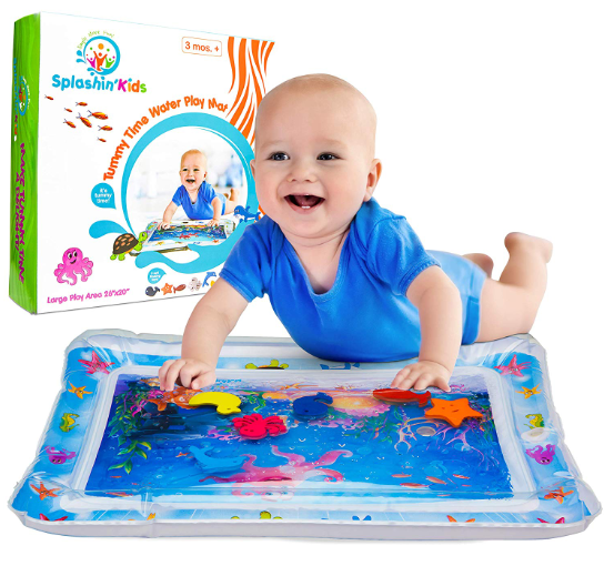 Tummy Time Activity Mats - Walmart.com