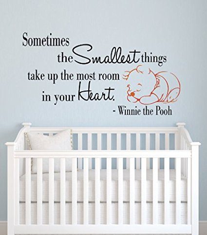 20 Baby Nursery Decal Stickers Amp Wall Decor Ideas Oh My