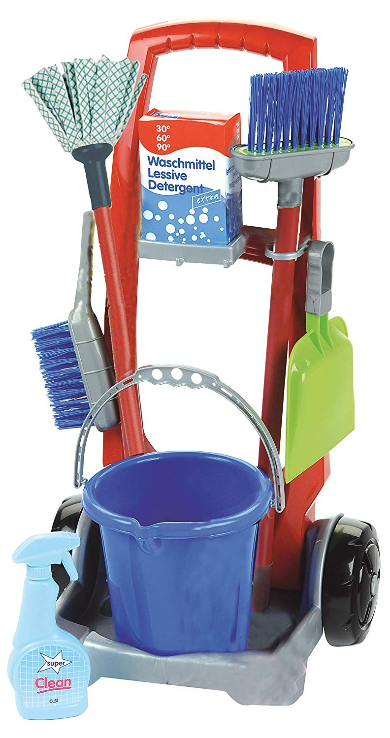 Best Cleaning Toys To Get Your Kids Hooked On Cleaning Up